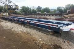 Автомобильные весы 80 тонн Метра в Самаре