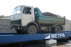 Автовесы Метра