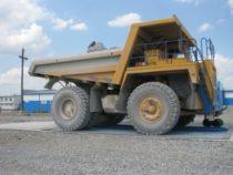 Автомобильные весы для взвешивания карьерных самосвалов БелАЗ